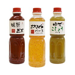 Institutional bottled products(seasonings)
